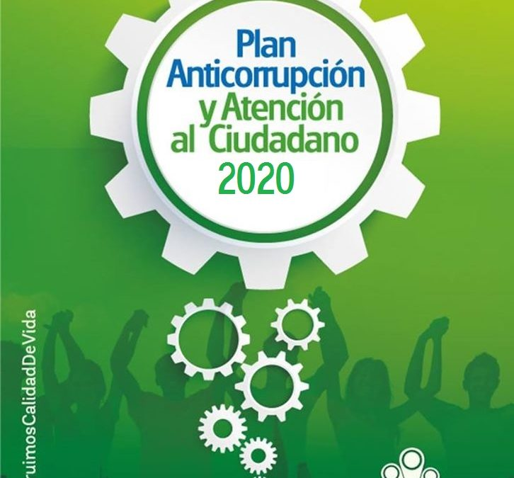 Plan Anticorrupción 2020